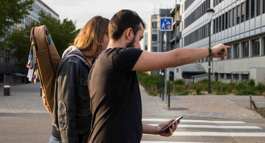 Une application mobile de campus pour une journée portes ouvertes